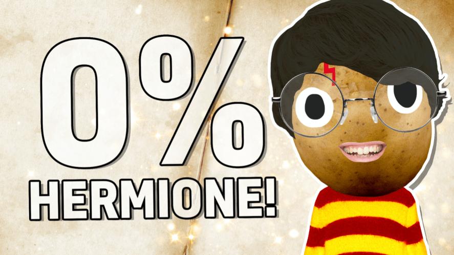 0% Hermione