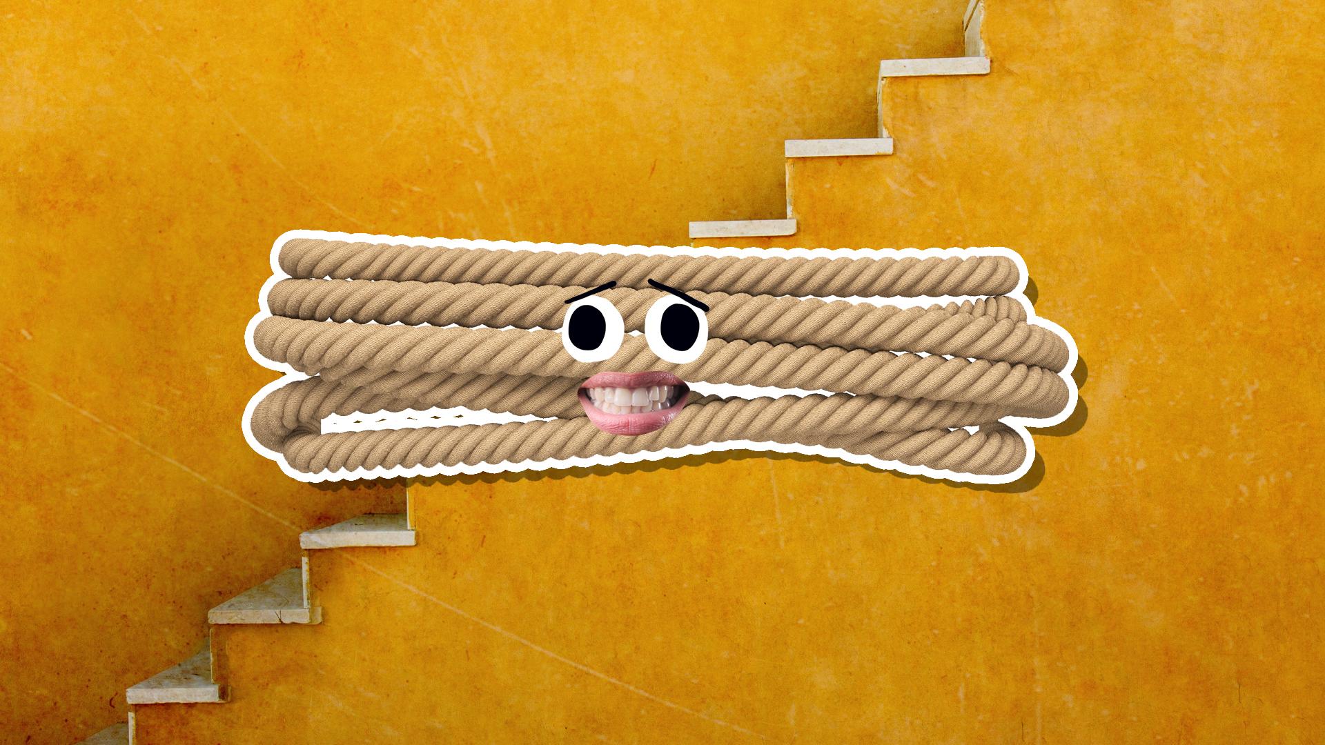 Naughty rope