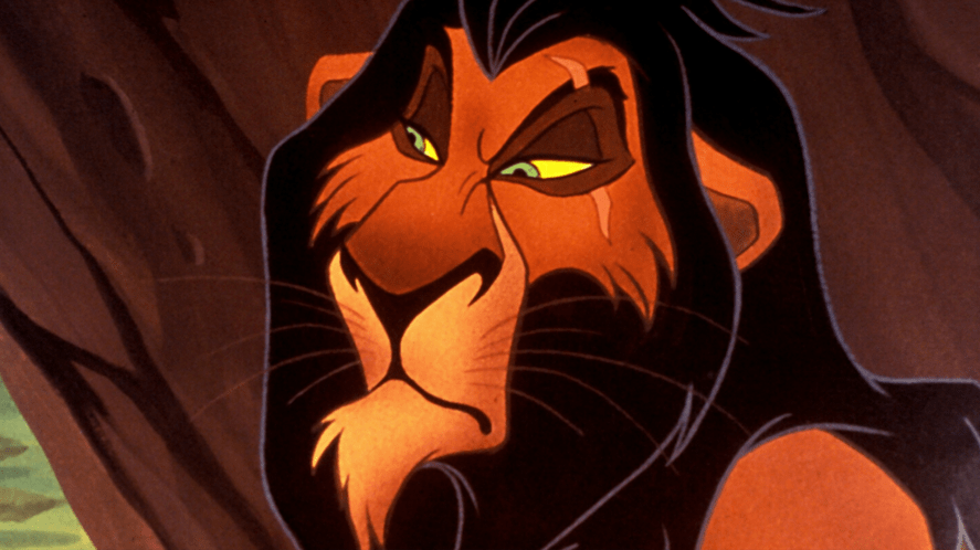 Scar from The Lion King
