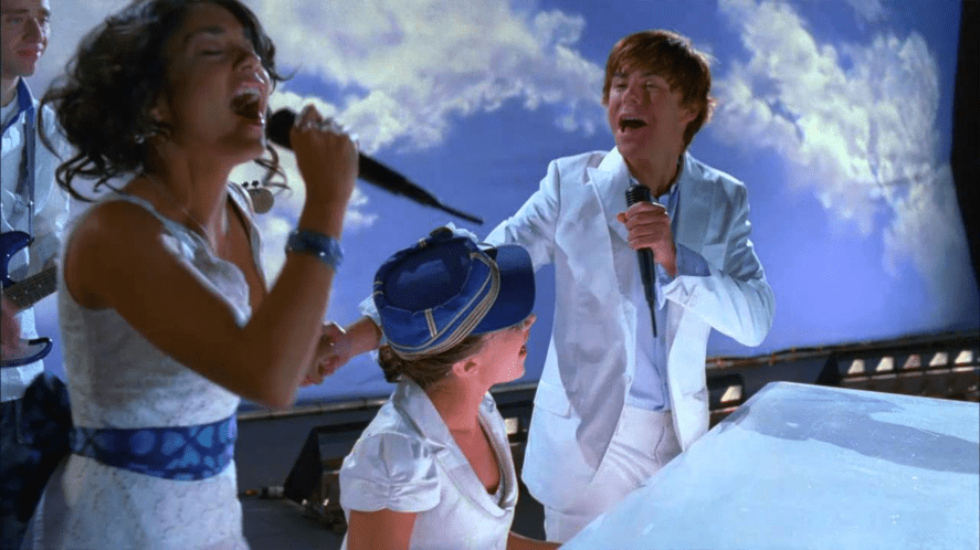 Characters from High School Musical 2