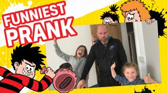 Funniest Family Prank! - Get Inspired