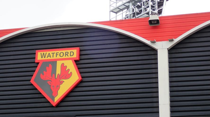Watford's ground