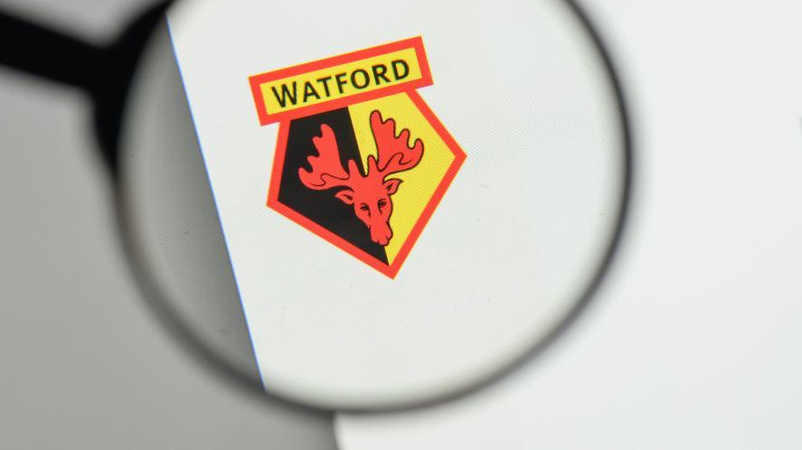 Watford's club badge