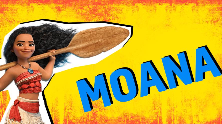 Moana Result