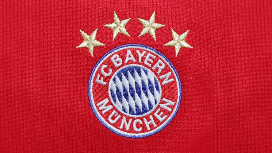 A Bayern Munich shirt