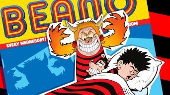 Beano Issue 3876