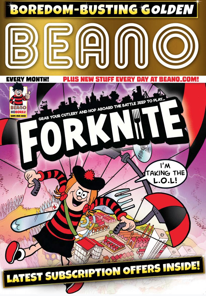 The Golden Beano - Issue 2
