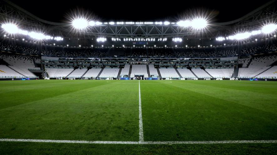 Juventus's football ground