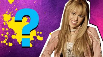 Hannah Montana Quiz Thumbnail