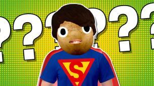 Superman quiz