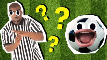 Soccer rules quiz thumbnail