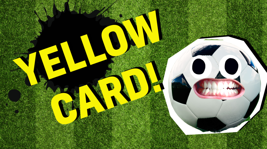 Yellow card result
