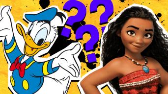 Disney Quiz Thumbnail