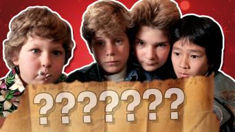 Ultimate Goonies quiz