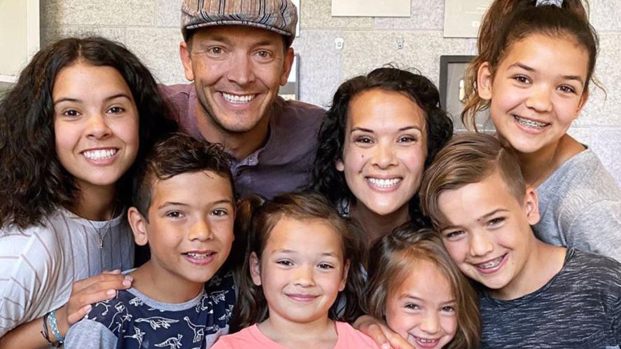 The Ohana Adventure family