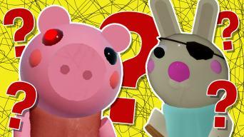 Piggy character quiz