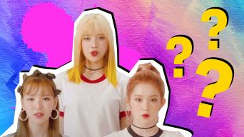 Red Velvet Personality Quiz thumbnail
