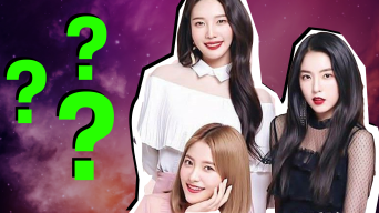 Red Velvet Quiz Thumbnail