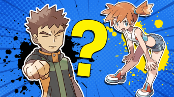 Which Pokemon Gym Leader Are You? Quiz