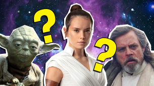 What Star Wars Jedi Class Are You?
