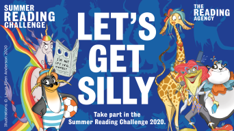 Join Beano's Summer Reading Challenge!