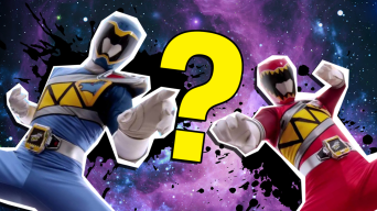 Ultimate Power Rangers Dino Charge Quiz