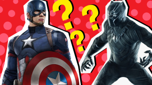 Captain America Quiz Thumbnail