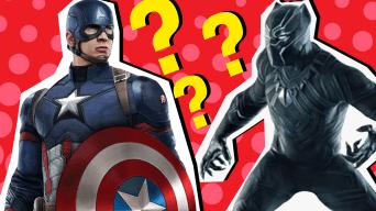 Captain America Quiz Thumbnail