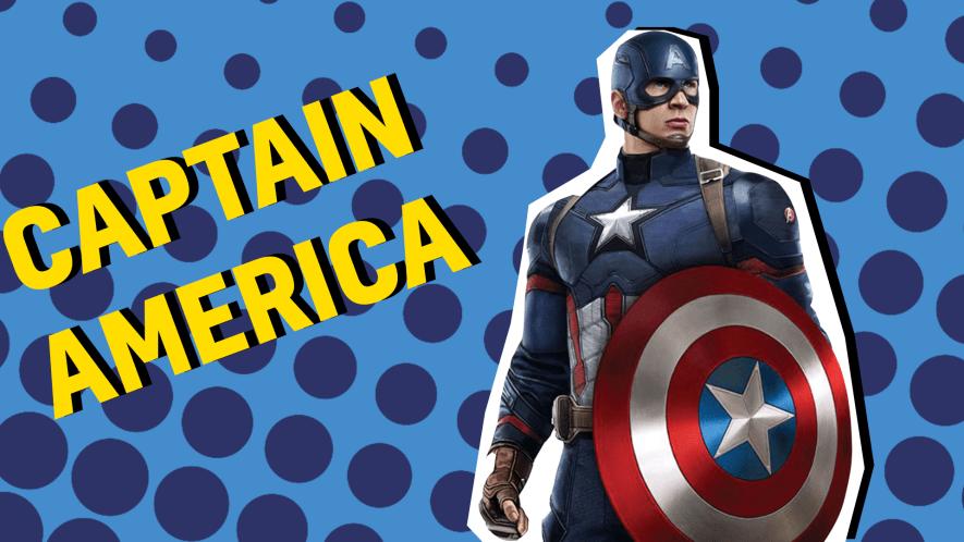 Captain America result