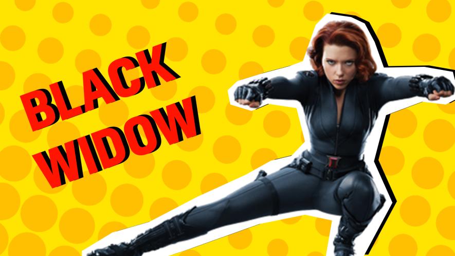 Black Widow result