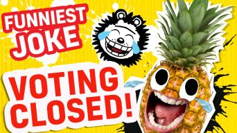 Britain's Funniest Joke - Voting Closed!