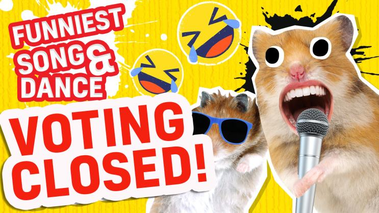 Britain's Funniest Song & Dance - Voting Closed!