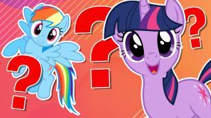 My Little Pony Cutie Mark quiz