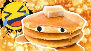 Pancake Jokes