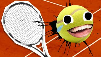 Awesome Tennis Jokes