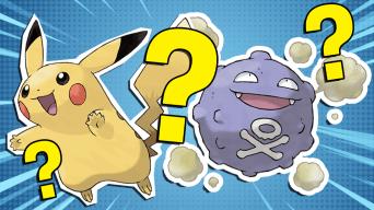 Pokemon Kanto Quiz