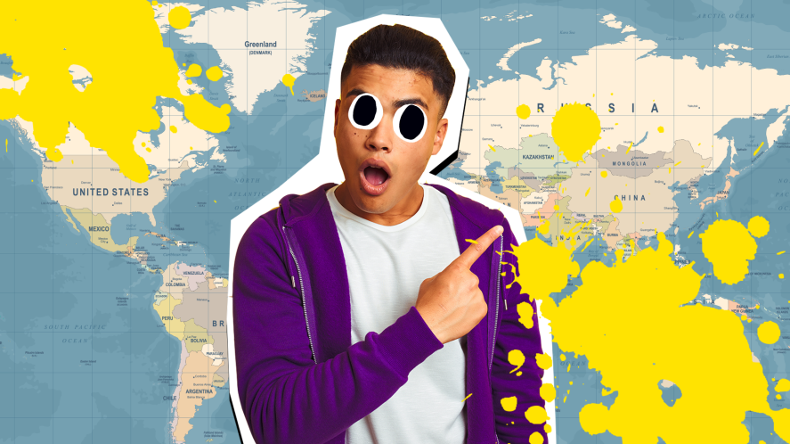 Geography facts thumbnail