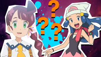 Which Pokemon Girl Are You Quiz Thumbnail