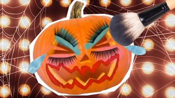 Halloween Make-up Jokes