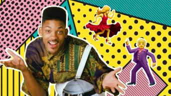 The Best Fresh Prince of Bel-Air Dances!