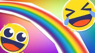 Rainbow Jokes