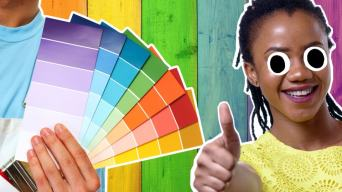 How to make rainbows