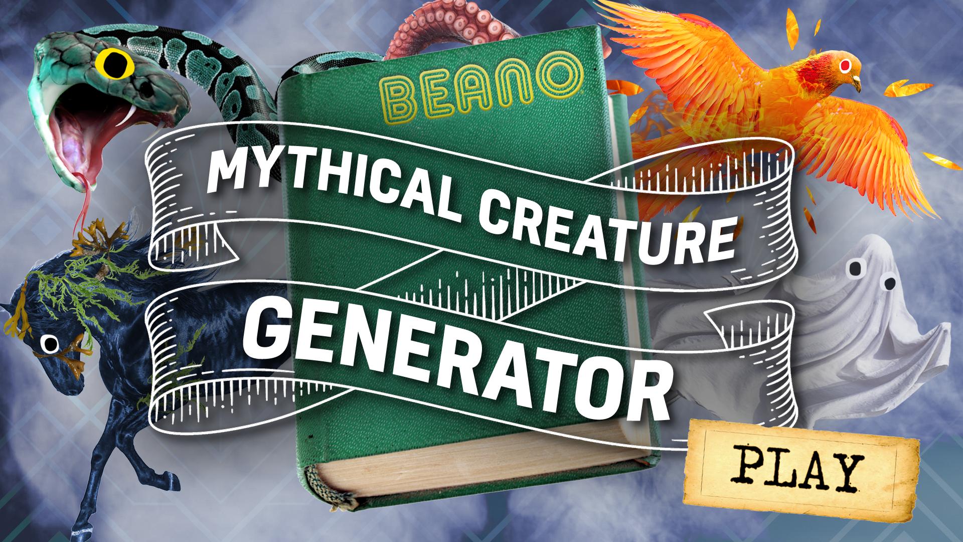 Random Animal Generator: Mythical Edition