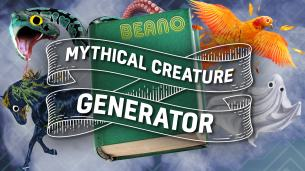 Mythical Creature Generator | Beano.com