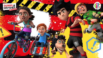 Dennis & Gnasher: Unleashed! Series 2 - Official Trailer!