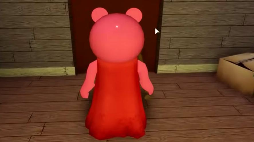 A scene from Piggy