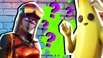 Fortnite Skins Quiz Thumbnail
