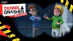Dennis & Gnasher Unleashed! Series 2 - Episode 2: The P Factor