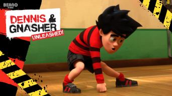 Dennis & Gnasher Unleashed! Series 2 - Episode 5: Blamjitsu Sensei