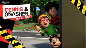 Dennis & Gnasher Unleashed! Series 2 - Episode 9: Spud-U-Love